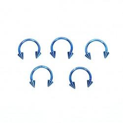Pack x 10 Circular acero...